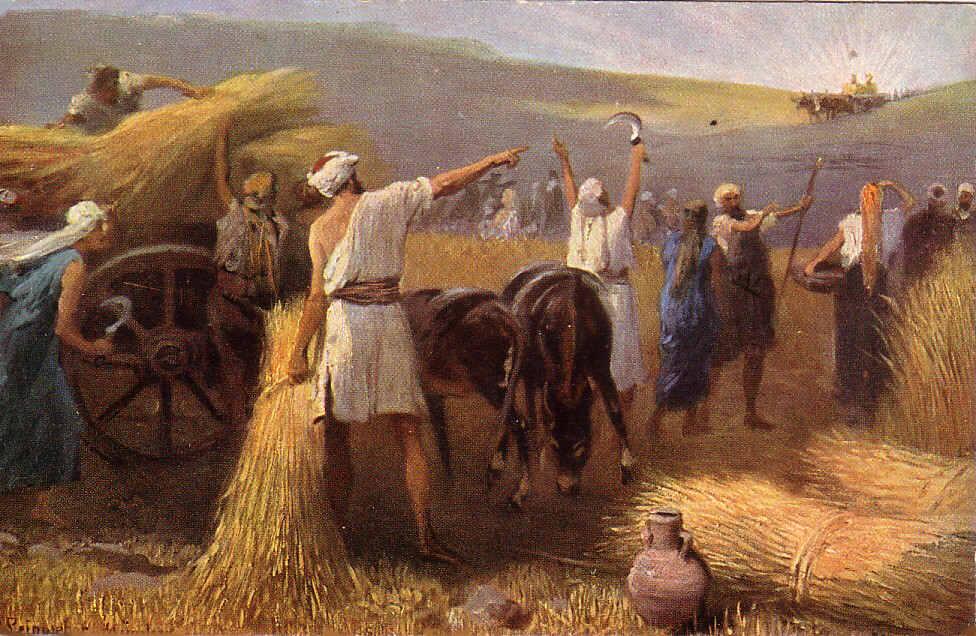 הר הבית חדשות - צפו: קודש הקדשים - ארגז ששיגרו פלשתים